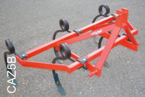 Cultivador modelo CAZ5B para minitractor kubota