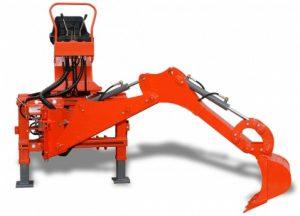 Excavadora BMH2000 para minitractor Kubota