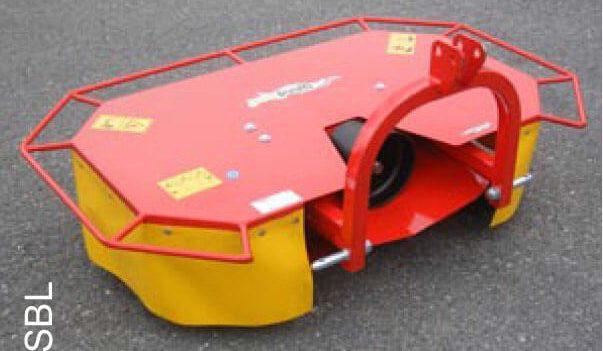 Segadora rotativa SB/SBL para minitractor Kubota