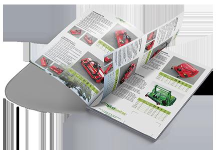 Catálogo de Trituradoras WindLand